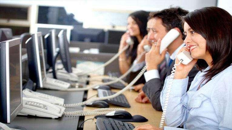 INFORMADORES TELEFÓNICOS SERVICIO AL CLIENTE. No son ventas.