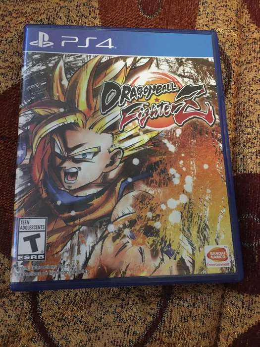 Dragon Ball Figther Z Ps4