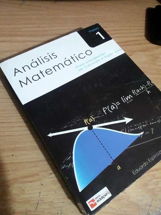 Analisis Matematico-espinosa Calculo 1