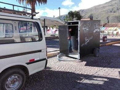 REMATO food truck (remolque)