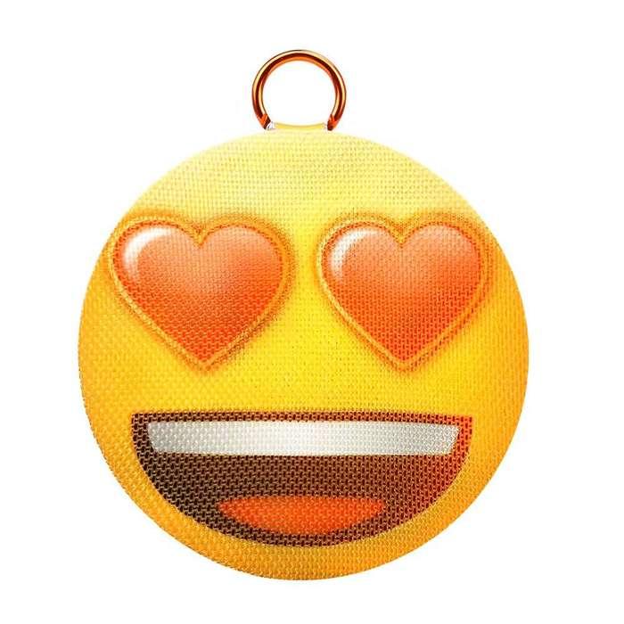 NUEVO AOMAIS Emoji 15W Bafle con Ojos de Corazones (importado de Estados Unidos)