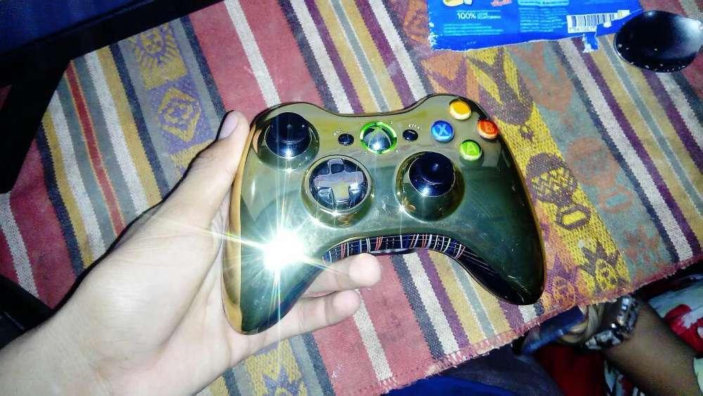 Remato Mando de Xbox 360 Dorado