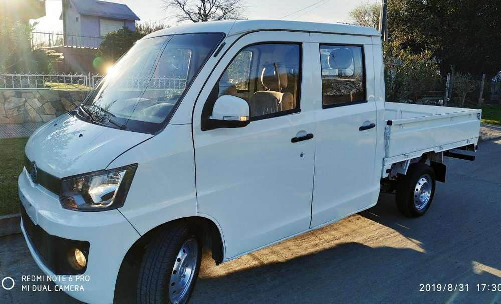 Faw Actis T 80 Comfort Doble Cabina.