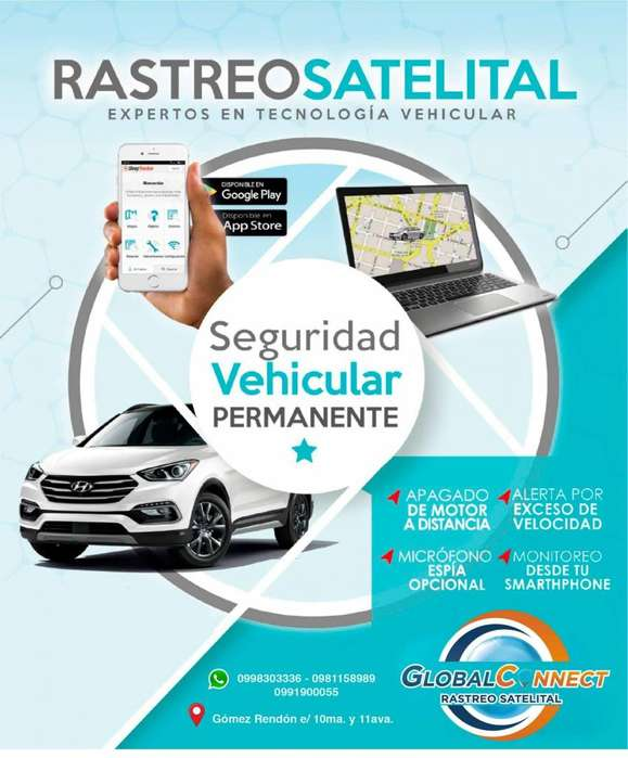 Rastreo Satelital, Alarmas,Gps, para autos y motos.