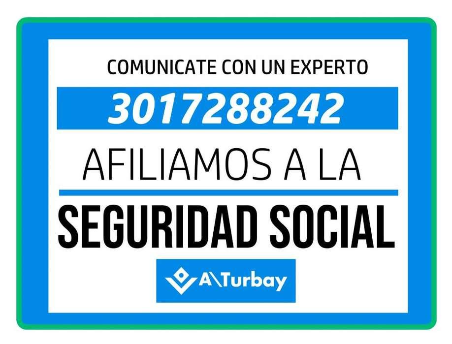 AFILIATE A EPS HOY DESDE TU CELULAR - Afiliacion Seguridad social - Afiliaciones Salud_ARL_Pensión_Caja de compensacion