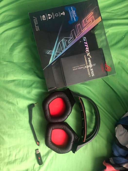 Asus Rog Strix 7.1 Wireless