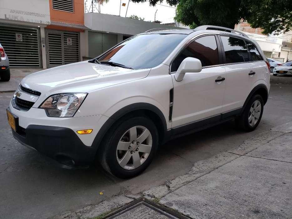 Chevrolet Captiva 2012 - 87258 km