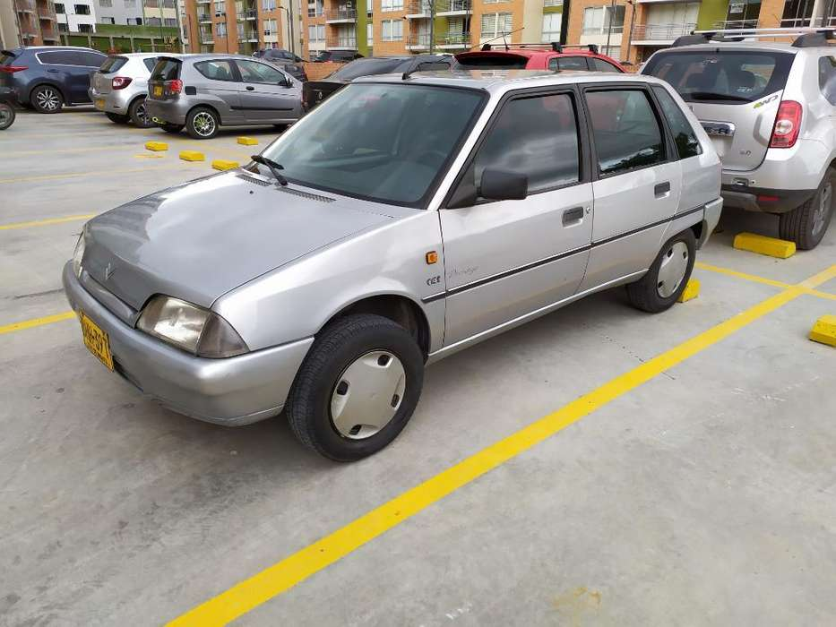 Citroen AX 1996 - 170000 km