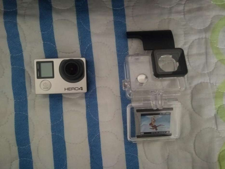 Gopro 4 Black Y <strong>accesorios</strong>