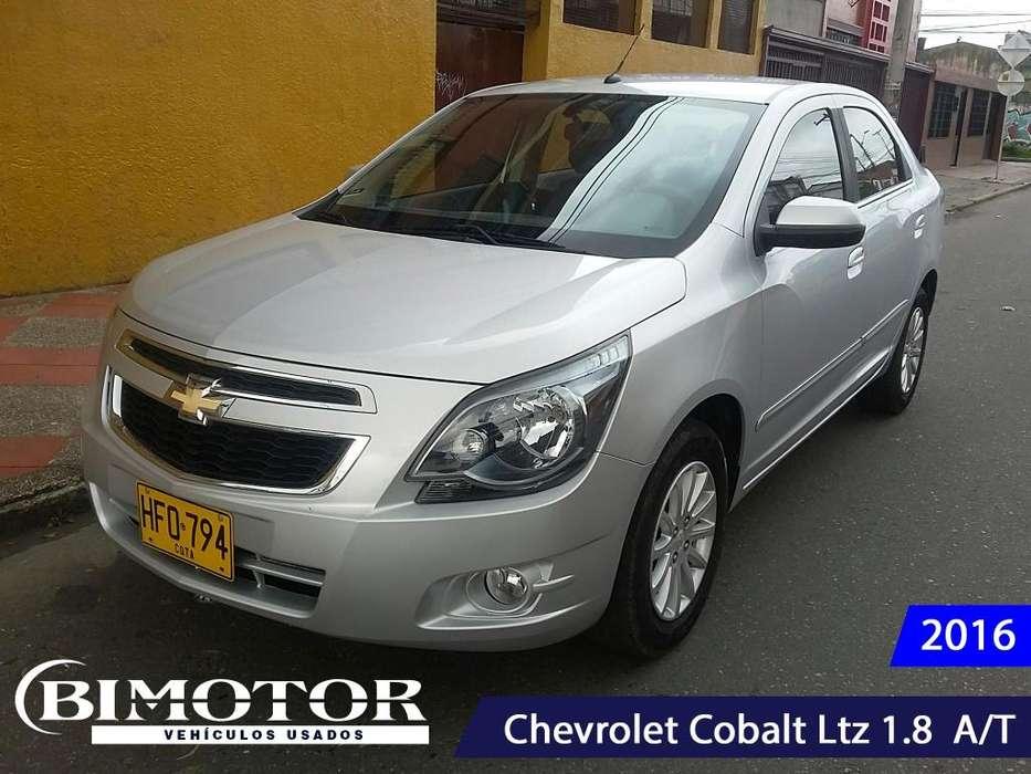 Chevrolet Cobalt 2016 - 55770 km