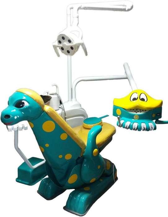 UNIDAD DENTAL PEDIATRICA Sillon dental