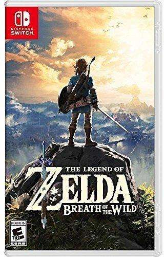 Zelda Breath Of The Wild Para Switch, Vendo O Permuto!!!