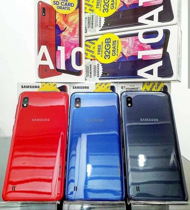 <strong>samsung</strong> A10 32GB Nuevos Sellados Garantía