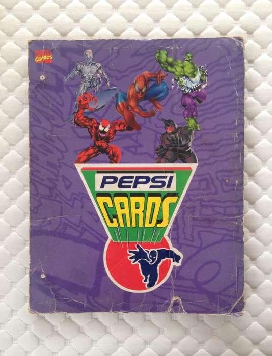 Album Pepsi Cards