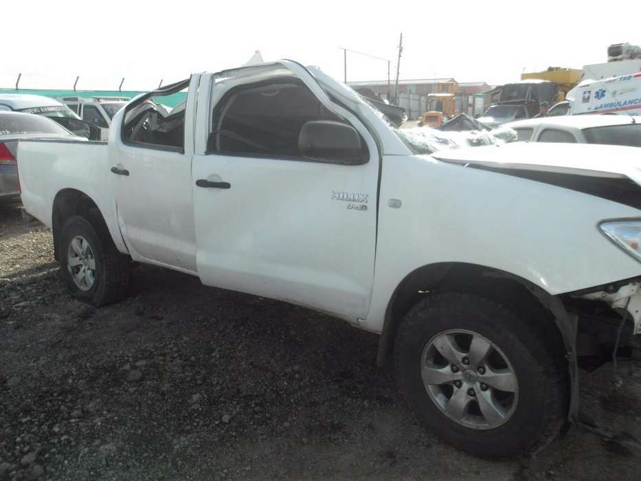 Toyota Hilux 2013 - 52000 km