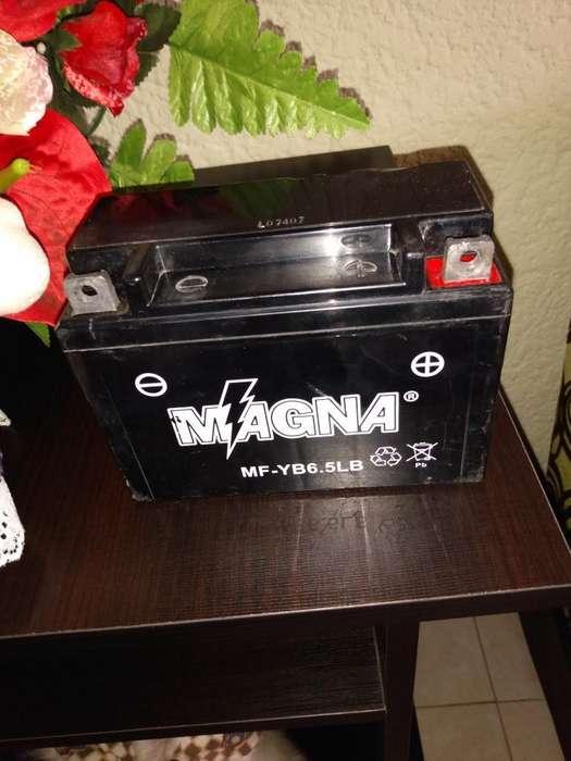 Bateria Magna de Moto