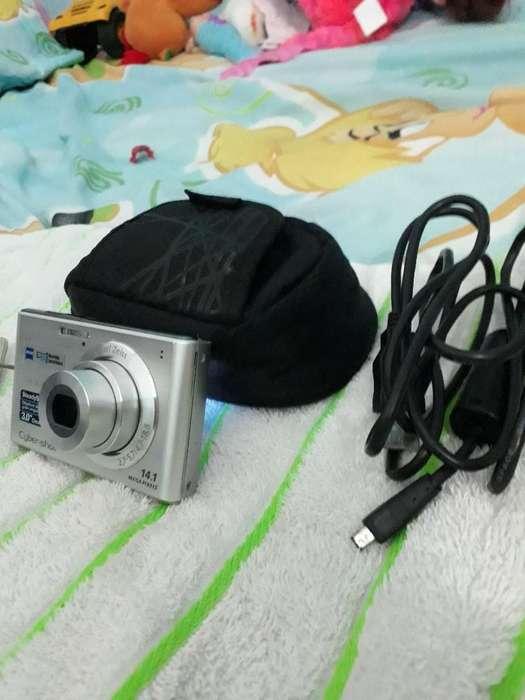 Hermosa Camara Sony 14 Mpx Y 4x Zoom