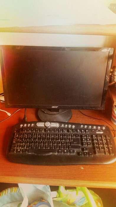 Cambio Computador de Escritorio Acer