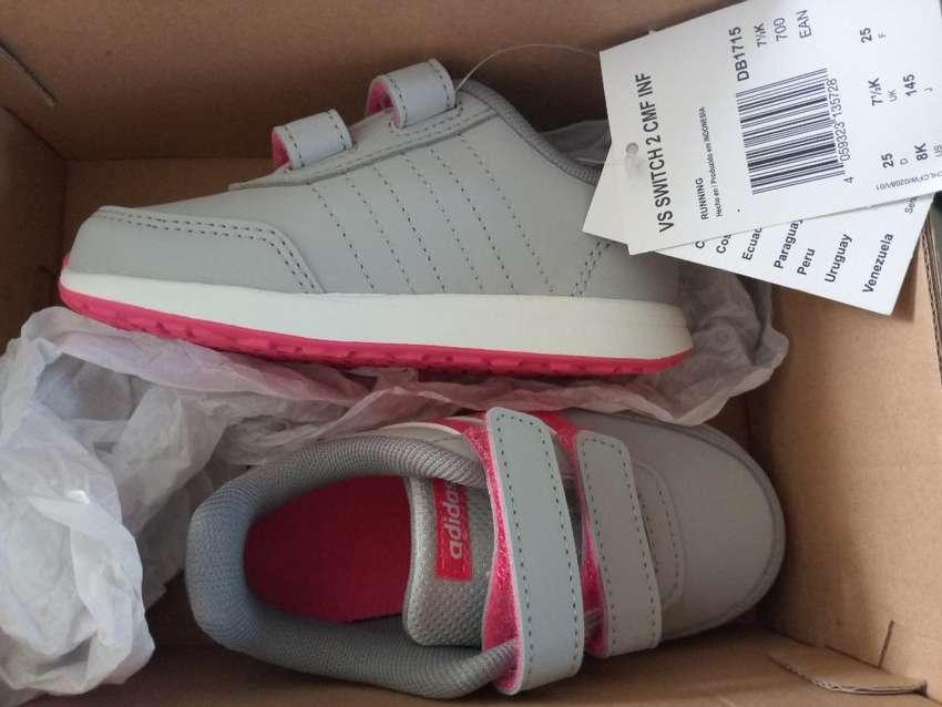 zapatillas adidas niña 25