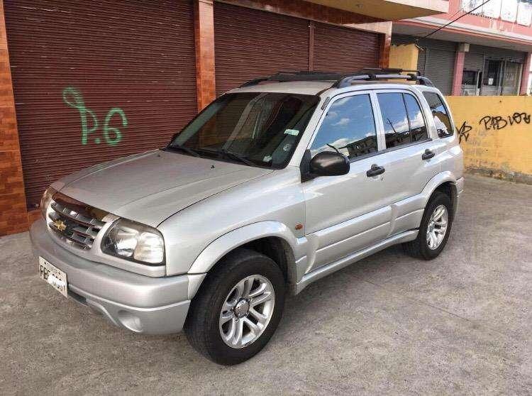 Chevrolet Grand Vitara 2009 - 135000 km
