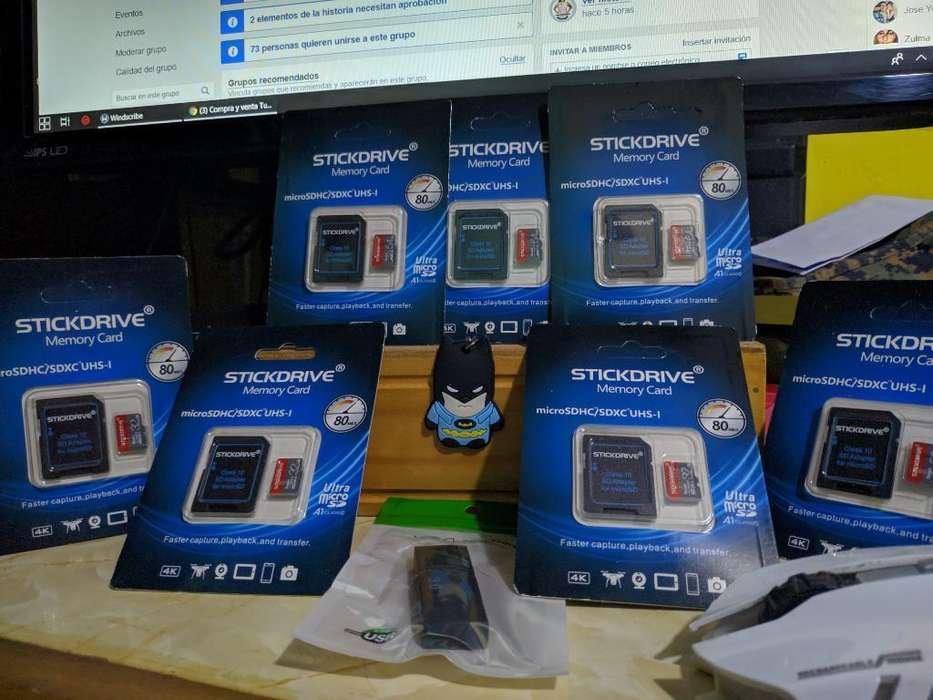Rematazoo Micro Sd Ultra Rápidas!!