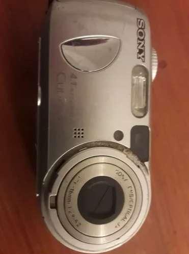 Camara Fotografica Digital Sony Cybershot Dsc-p73 Repuestos