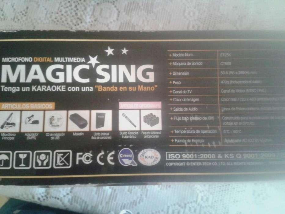 <strong>karaoke</strong> Micrófono Multimedia
