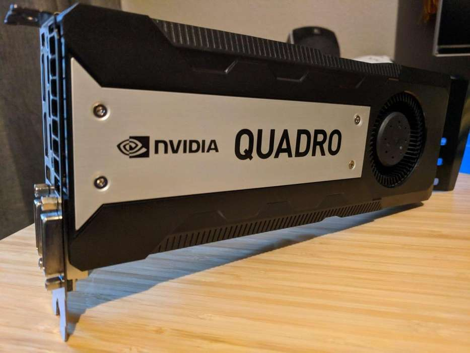 Nvidia Quadro K6000 12gb Ddr5 Profesional