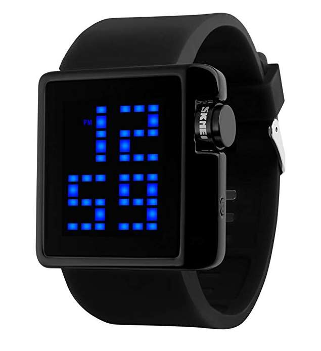 Reloj Deportivo Led Sport Watch Silicona Disponible Oferta