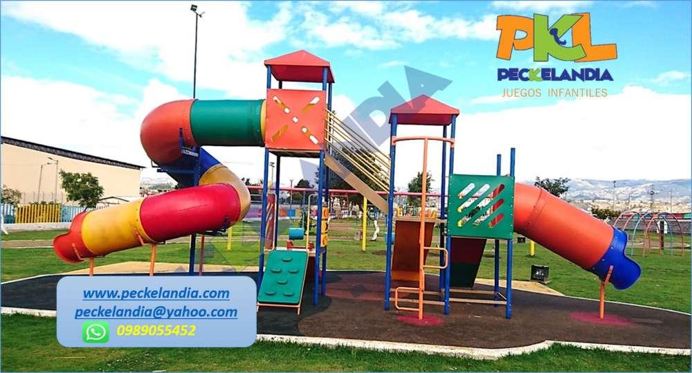 Toboganes, Resabaladeras, Juegos para Parque, Playgrounds