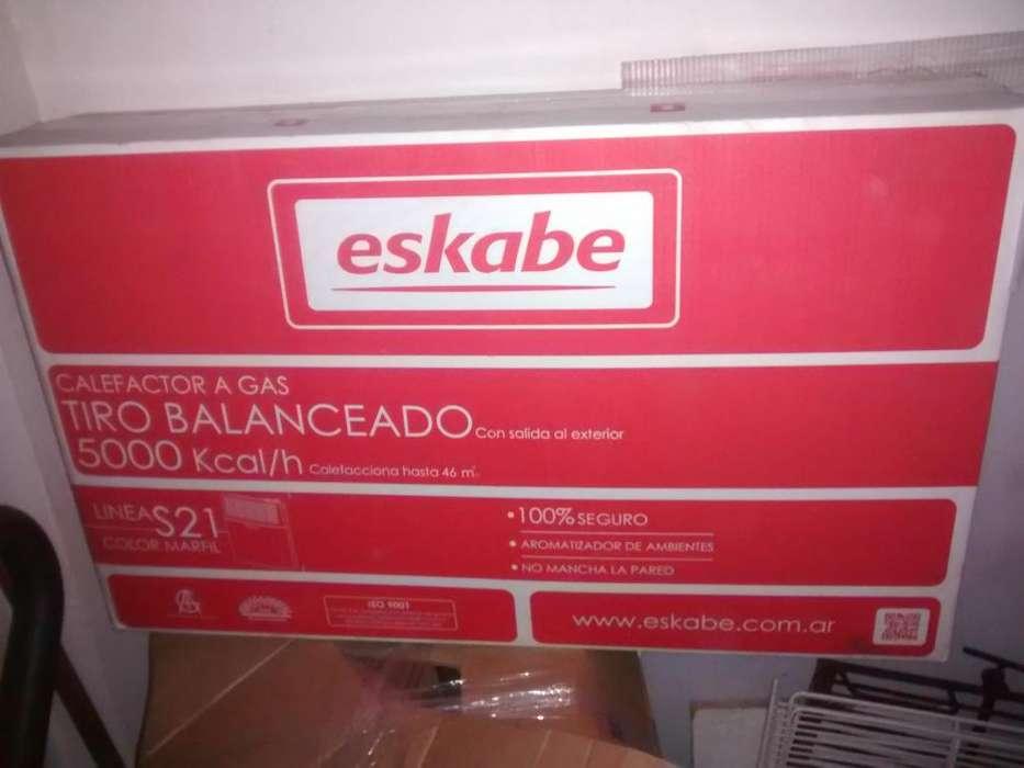 CALEFACTOR ESKABE 5000 Kcal/h S21