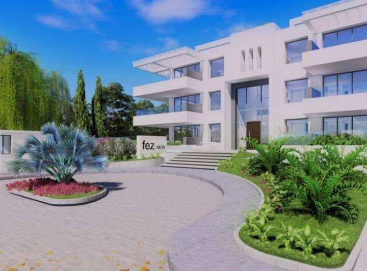 Departamentos de venta Cumbaya sector Auqui Chico. De <strong>lujo</strong>, 3 dorm, terrazas y jardines