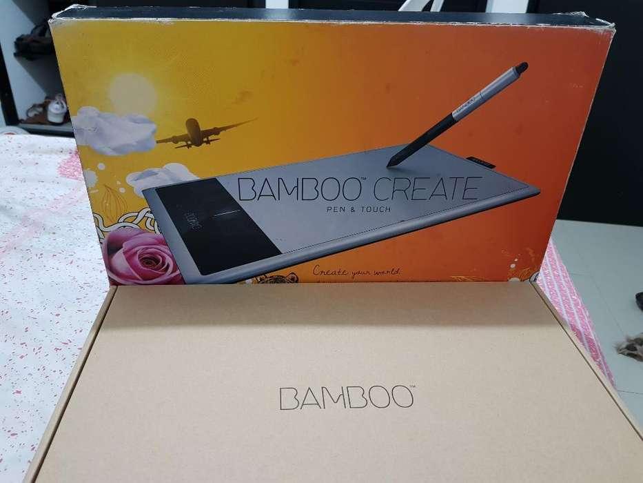 Wacom Bamboo Create Tablet Digitalizador
