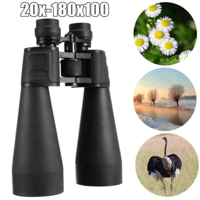 Binocular Profesional Sakura 20x180x100 Zoom Optico Hd