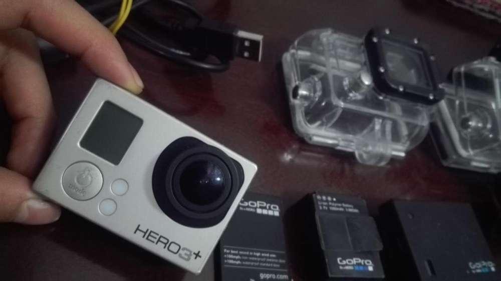 Càmara Gopro Hero 3 Silver extra Battery