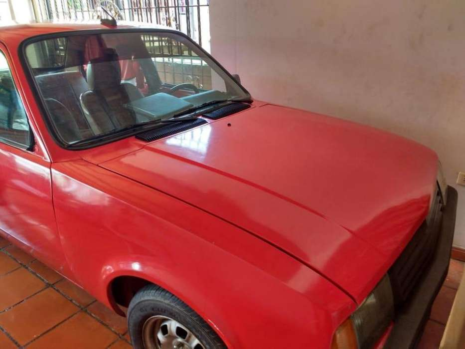 Chevrolet Chevette 1984 - 1200 km