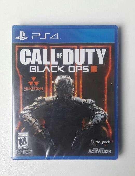 PS4 COD BLACK OPS 3 ESPAÑOL NUEVO SELLADO PLAY STATION 4 TIENDATOPMK