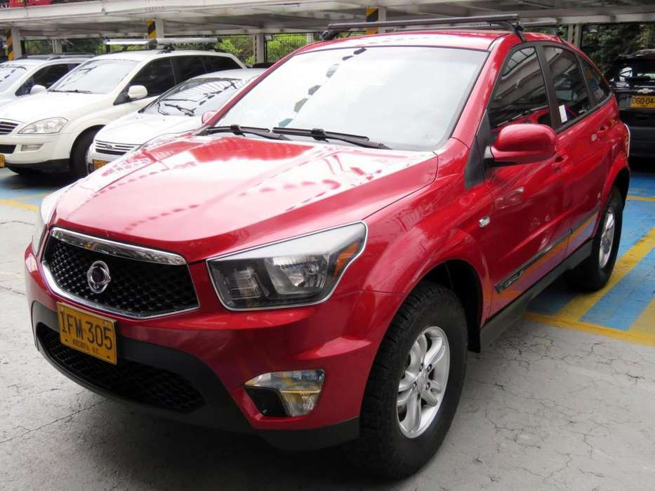 Ssangyong Actyon 2015 - 54200 km