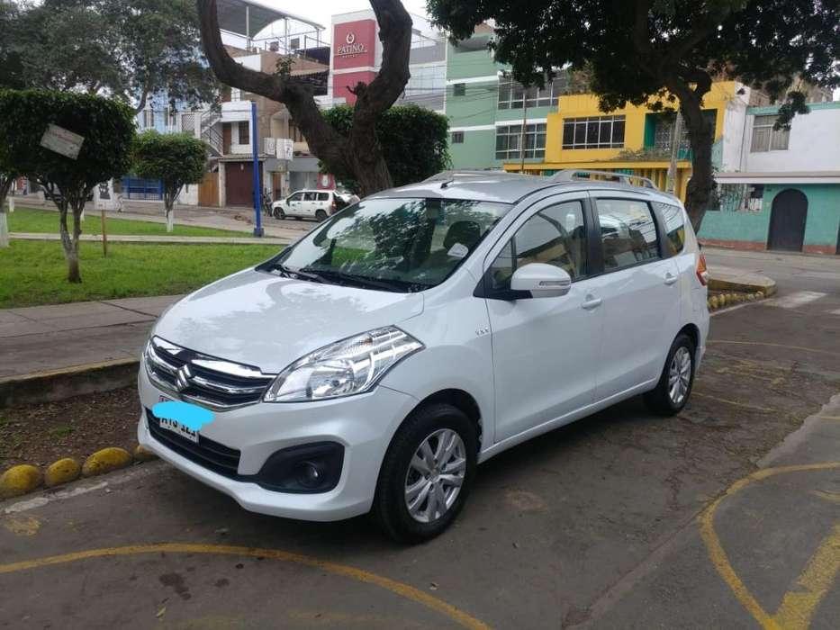 Suzuki Ertiga 2017 - 7000 km