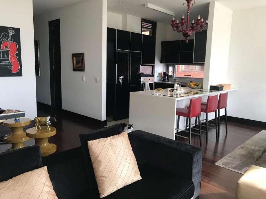 Arriendo apartamento en Rosales 165 m2