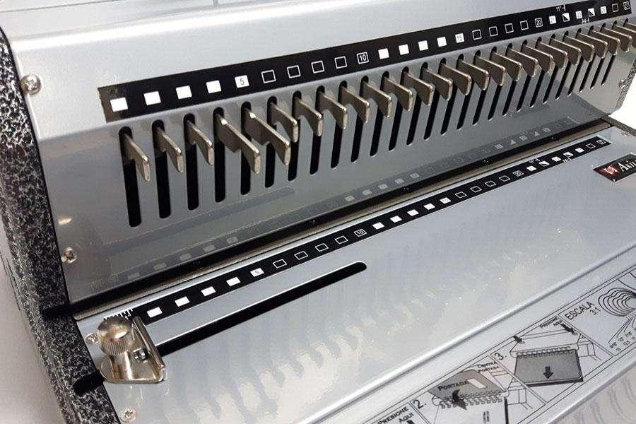 Anilladora Argolladora doble Wire-Mac 2 1