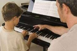 Clases de piano a domicilio. Principiantes. Niños y adultos. Rosario.