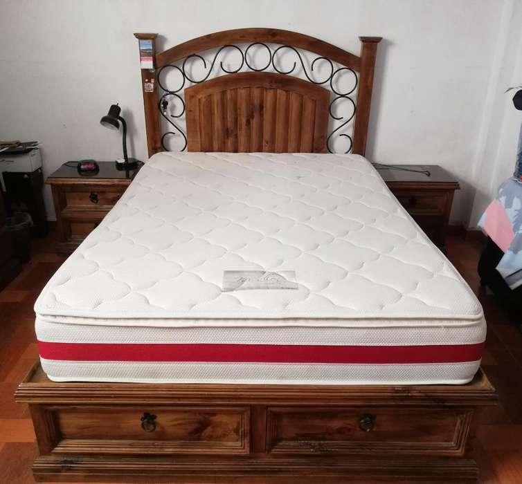 Juego Dormitorio Vendo X Viaje