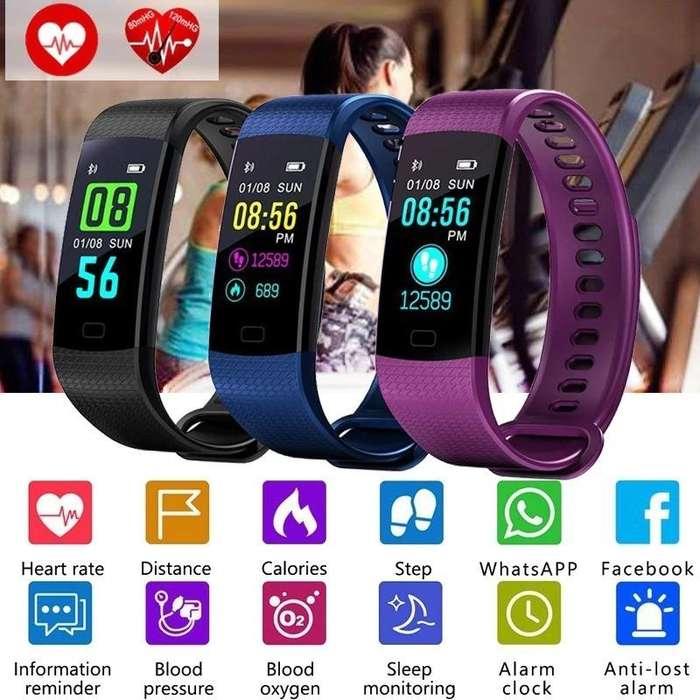 Pulseras inteligentes Smartwatches Solicite su Catalogo 3107190717
