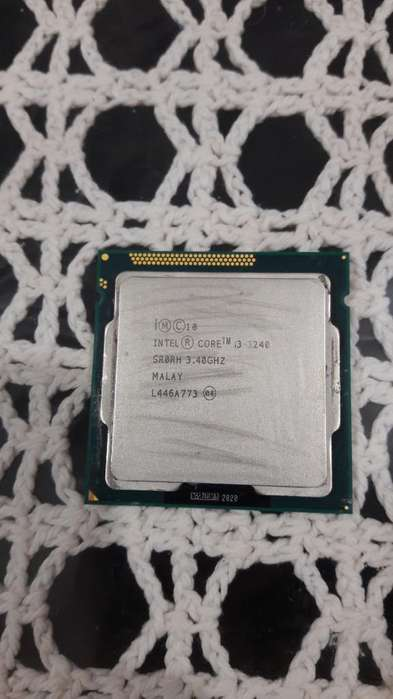 Vendo Procesador I3 3240