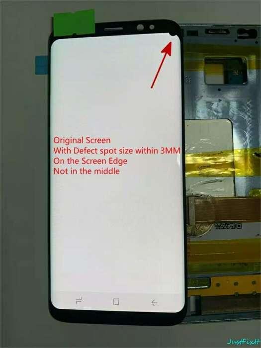 Displays Samsung S8 Plus Leer Anuncio