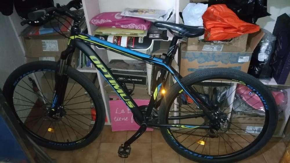 Vendo Bicicleta Optimus Sirius Rin 29