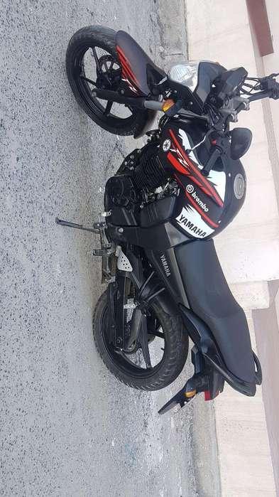 Yamaha Fz160