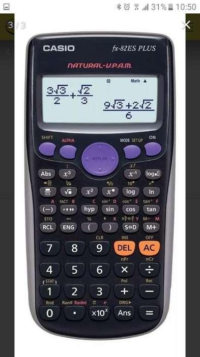 Casio Fx-82es Plus Calculadora Cientifi
