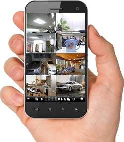 cámaras de seguridad soporte técnico configuración y mantenimiento